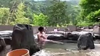 เสียวหี เย็ดในออนเซ็น เย็ดในบ่อน้ำร้อน เย็ดในน้ำพุร้อน เย็ดหี